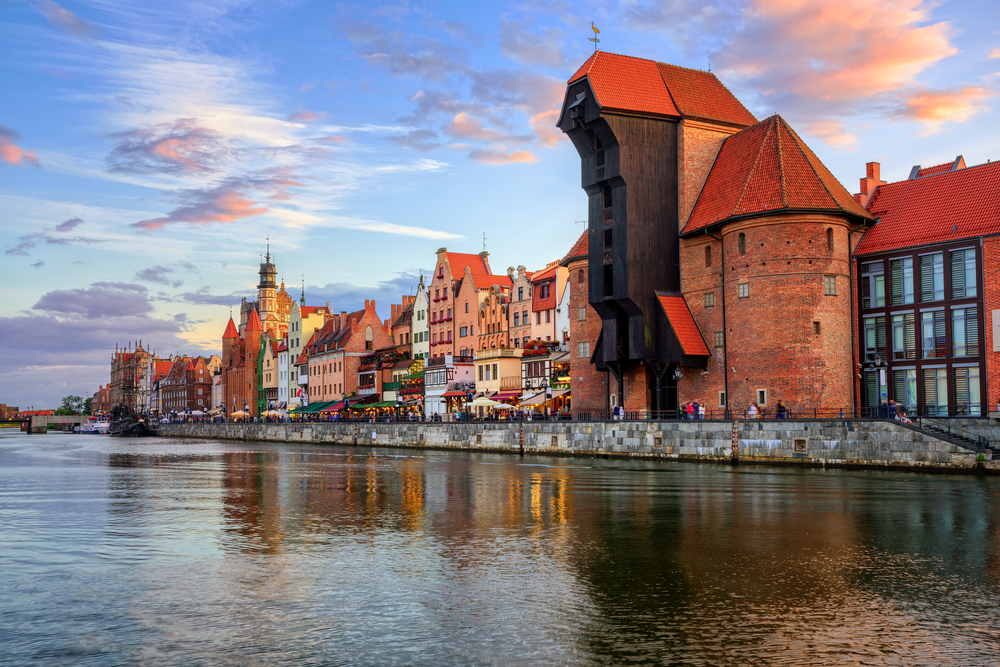 Get Lost in Thousands of Years of History in Gdansk