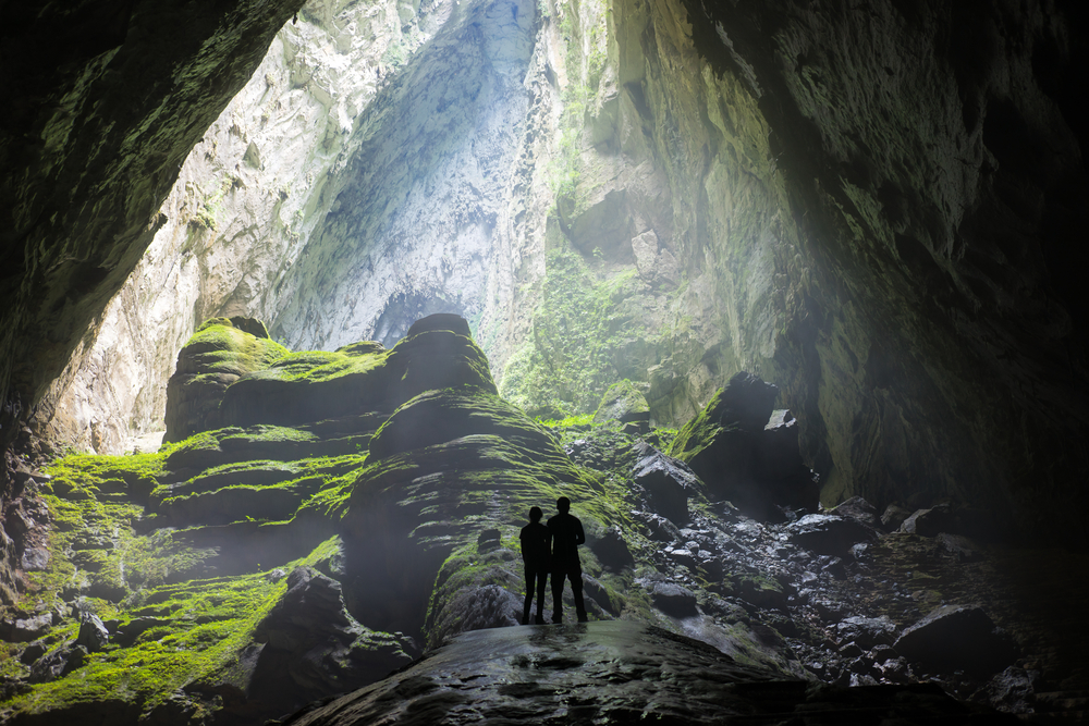 National Parks in vietnam - cave