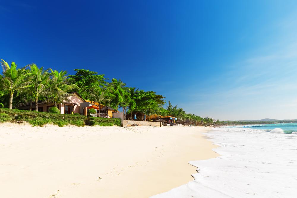 Southern Coast vietnam