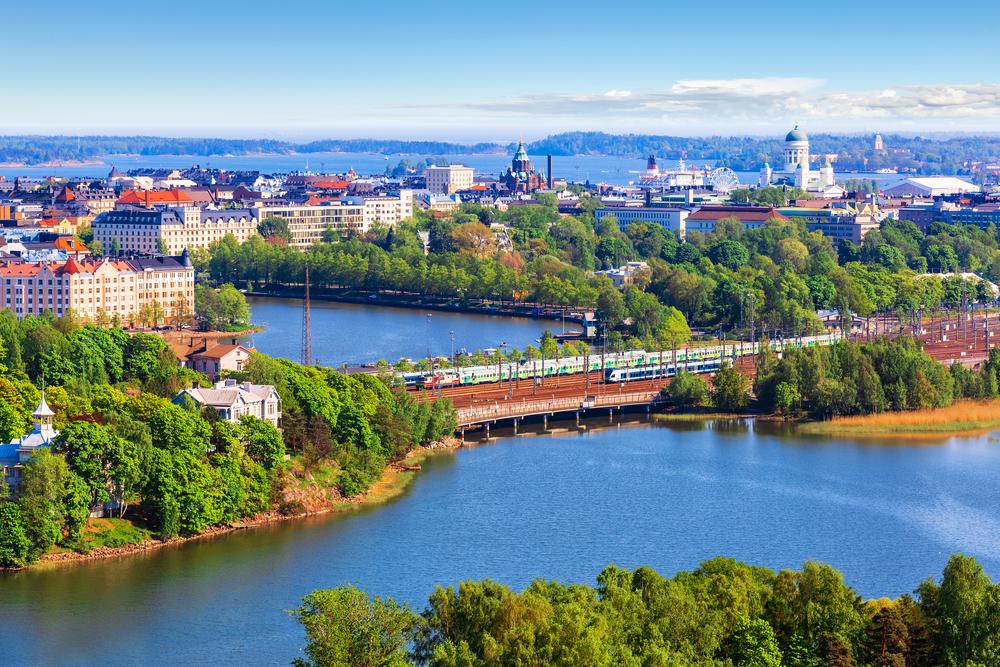 The Natural Beauty of Helsinki