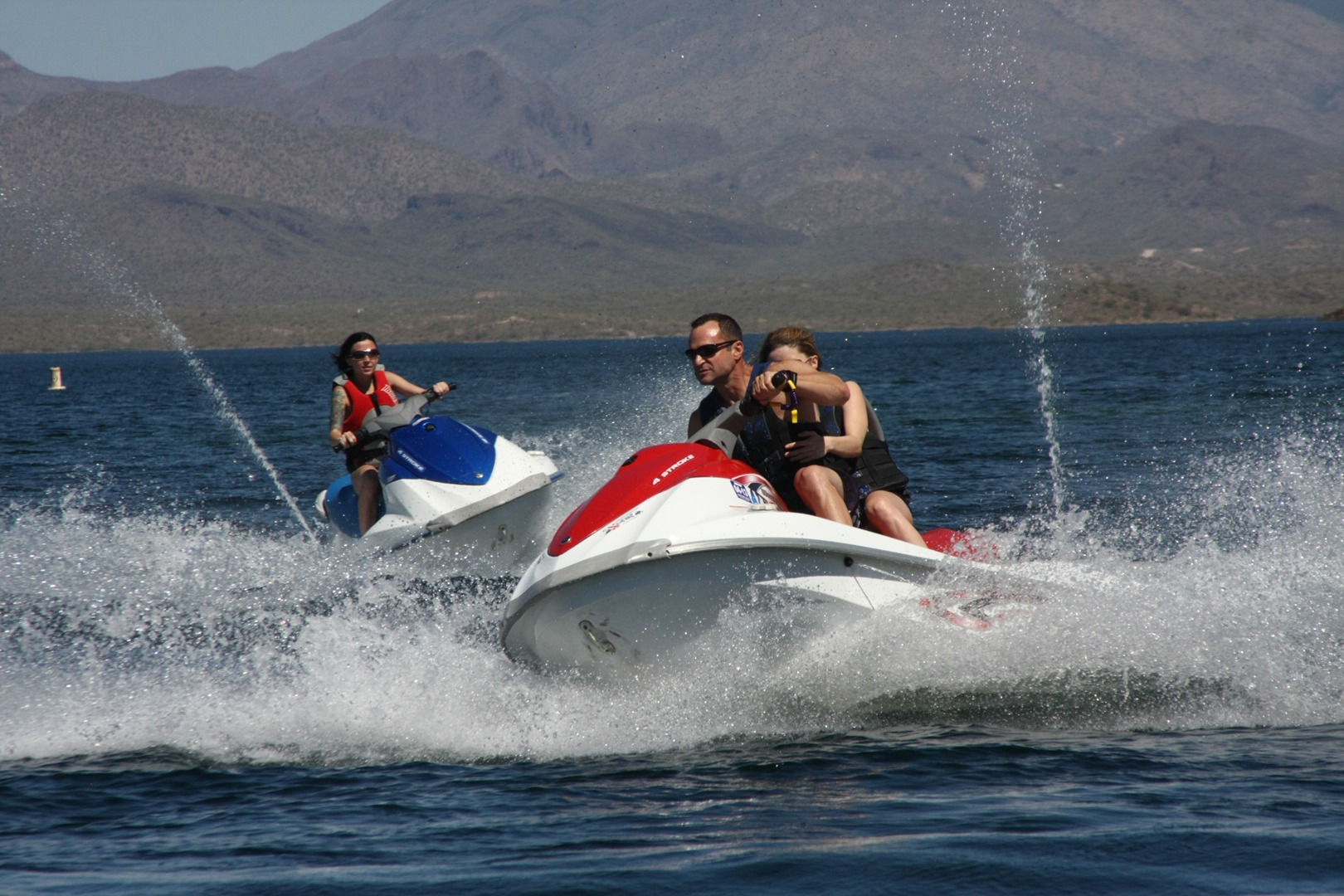 Try Out The Watersports At Lake Pleasant