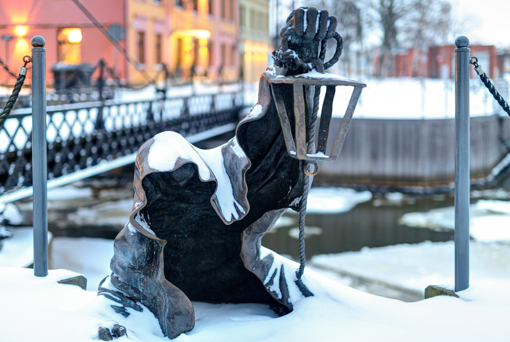 Visit the Fascinating Sculptures of Klaipeda