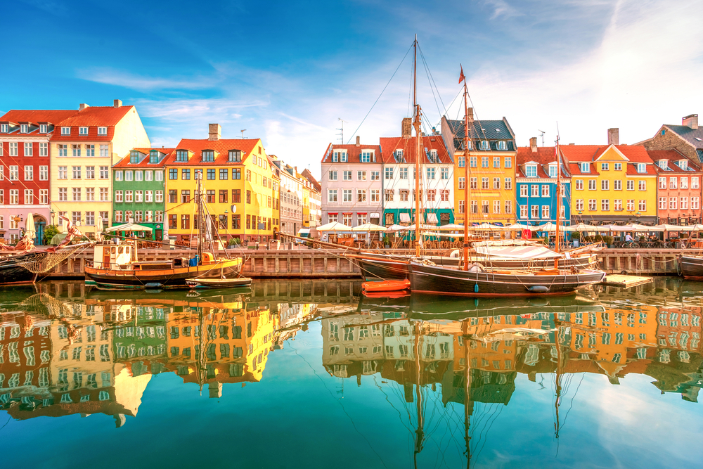 Visit the Happiest City in the World – Copenhagen