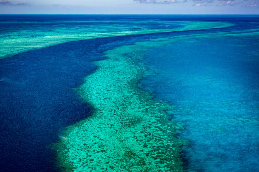 #8 Great Barrier Reef, Australia