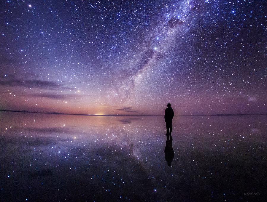 #9 Uyani Salt Flats, Bolivia
