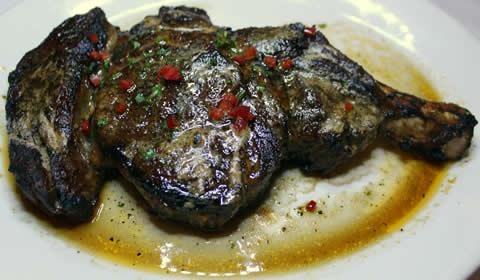 Dickie Brennan's Steakhouse, New Orleans, Louisiana