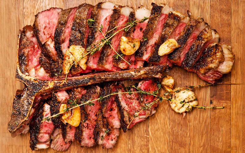Killen's Steakhouse, Texas