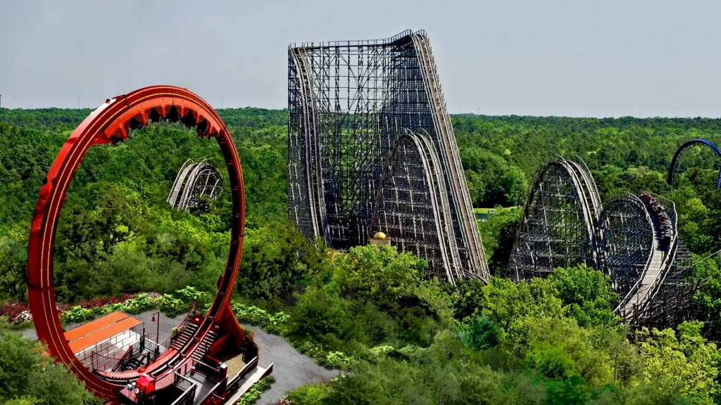 Six Flags Great Adventure, New Jersey