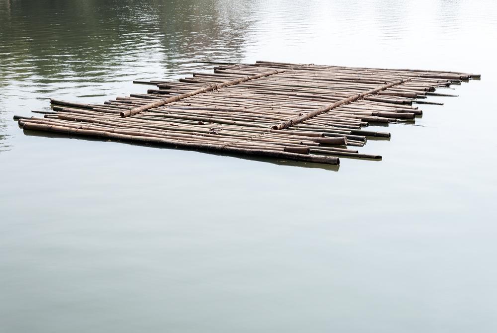 #15 Raft-building