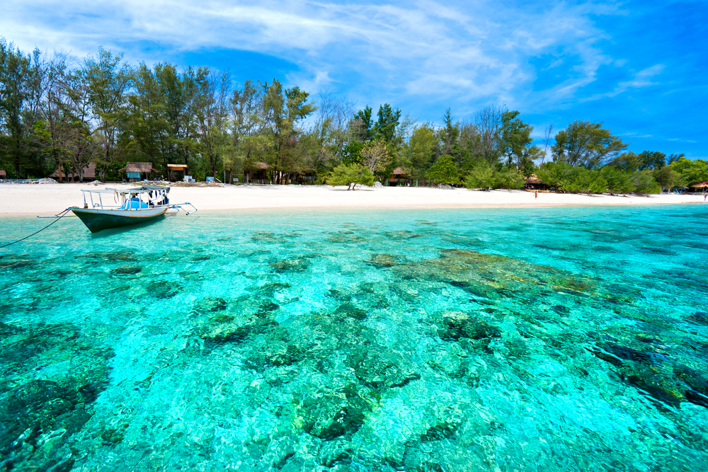 #2 Gili Islands, Indonesia