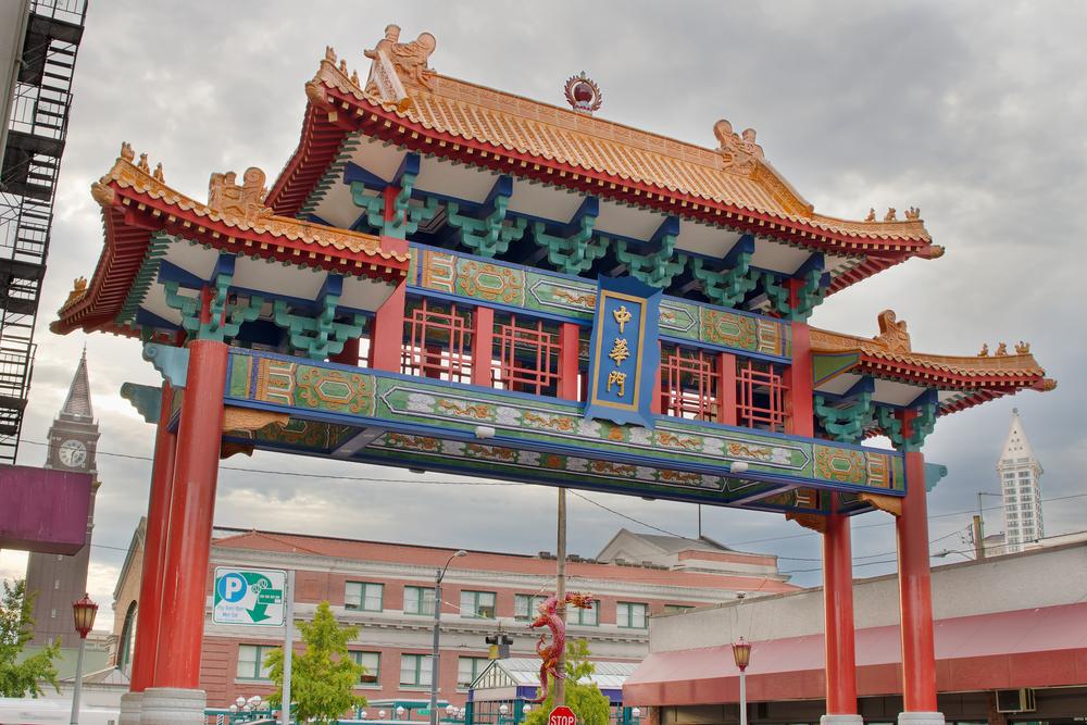 #3 China Town