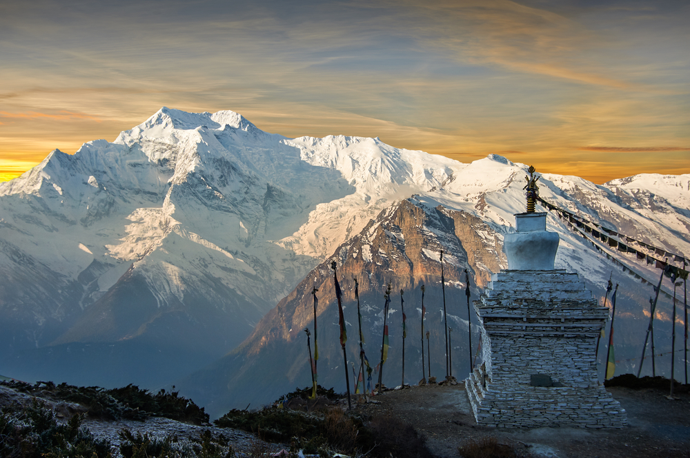 #5 Annapurna, Nepal