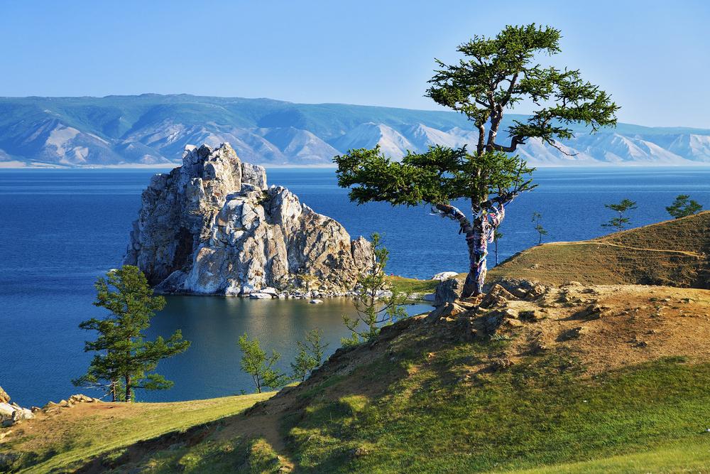 #5 Lake Baikal
