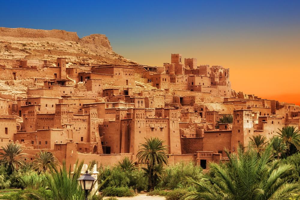 #1 Morocco