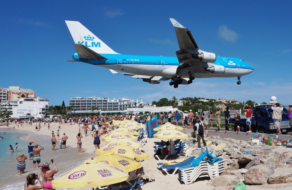 #1 Princess Juliana International Airport, St Maarten