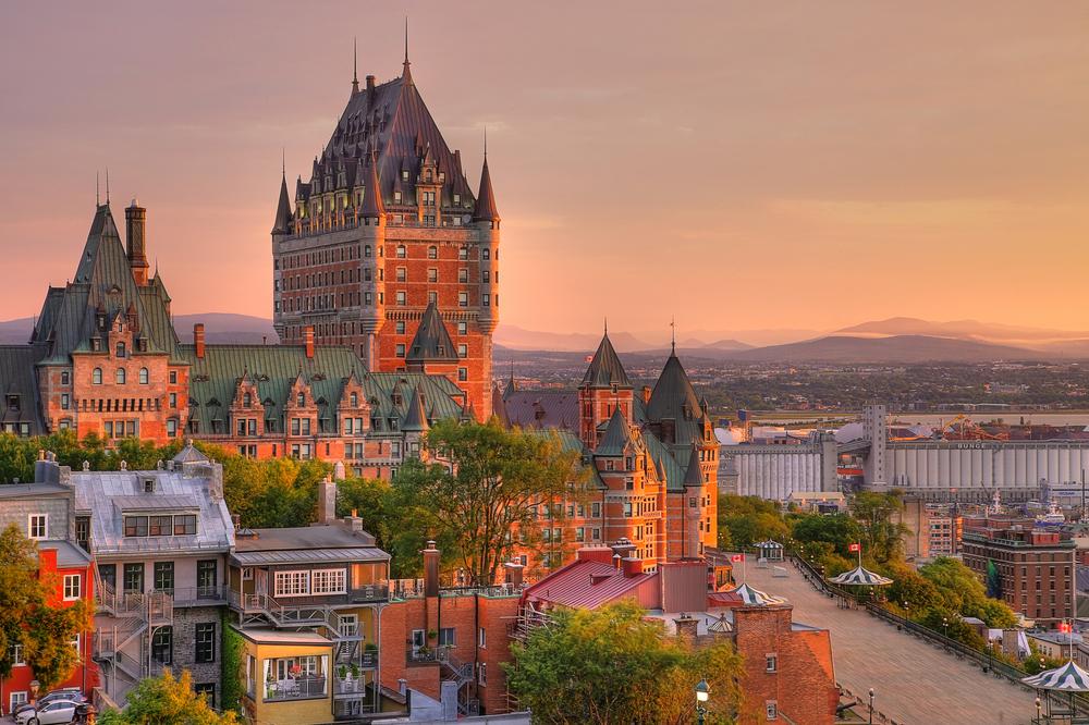 #1 Quebec