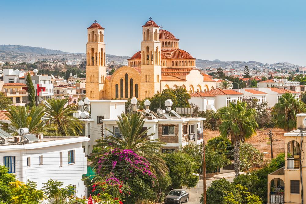 #12 Paphos, Cyprus