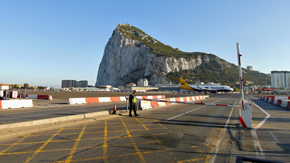#2 Gibraltar International