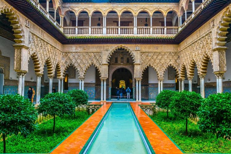 Alcazar Palace, Seville