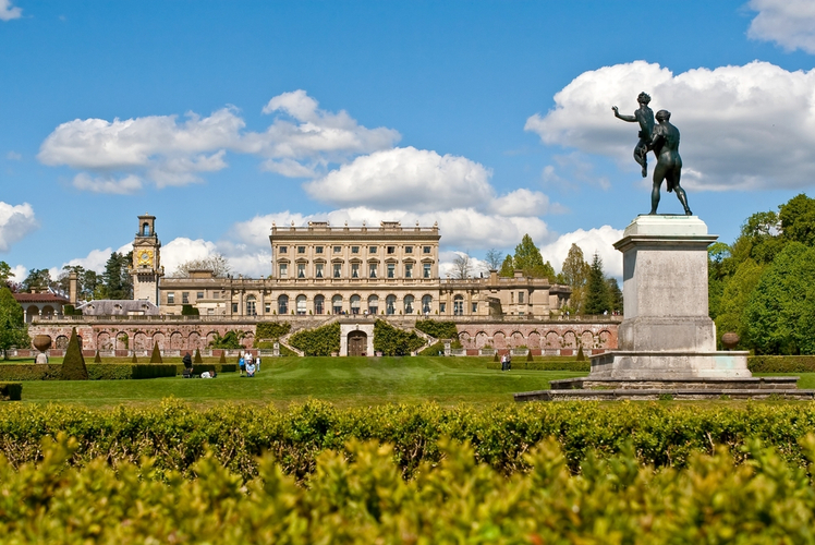 Cliveden House, Buckinghamshire, England 1