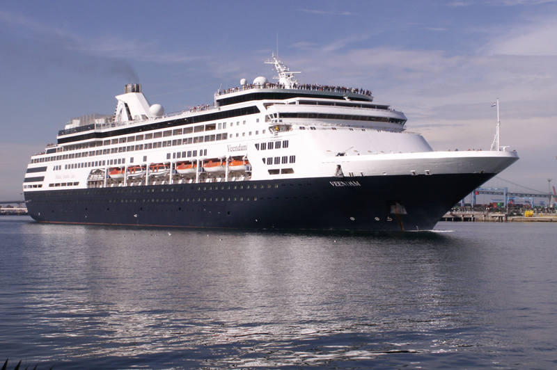 Holland America Veedam