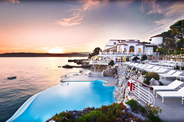 Hotel du Cap-Eden-Roc, Cap d'Antibes, France