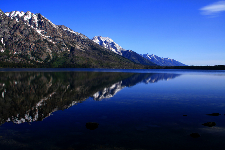 Jenny Lake, Wyoming