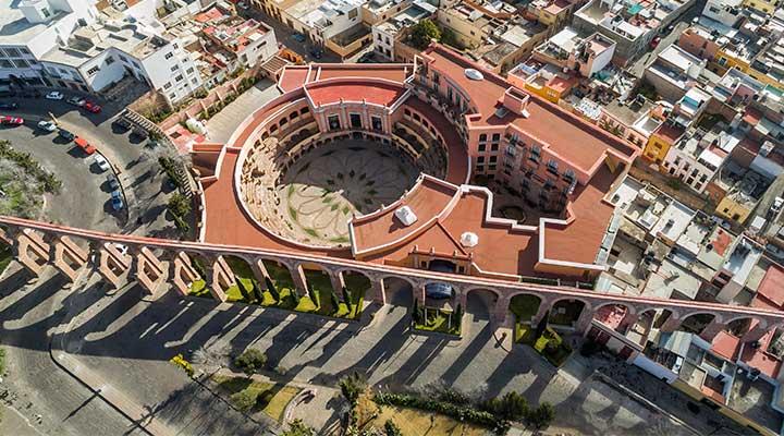 Quinta Real Zacatecas, Mexico