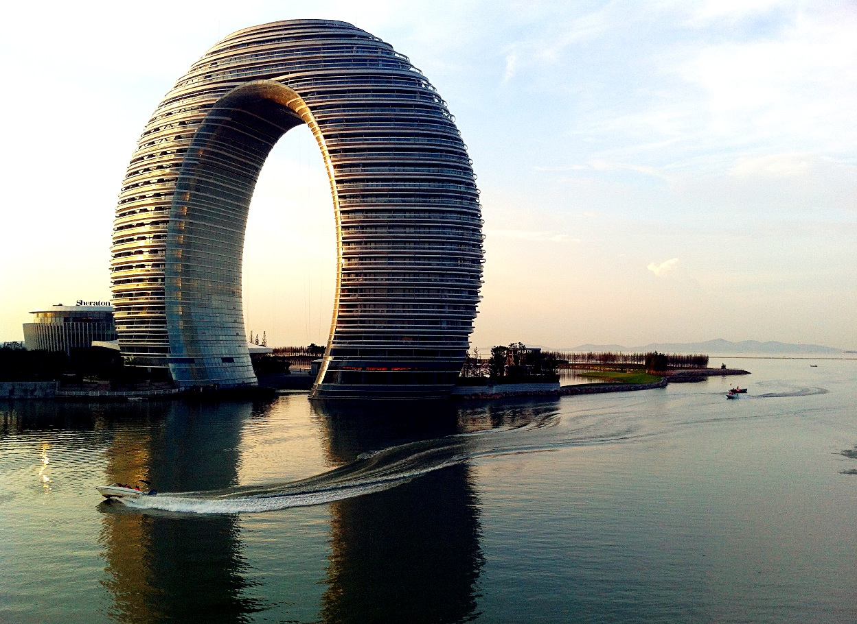 Sheraton Huzhou Hot Spring Resort, China