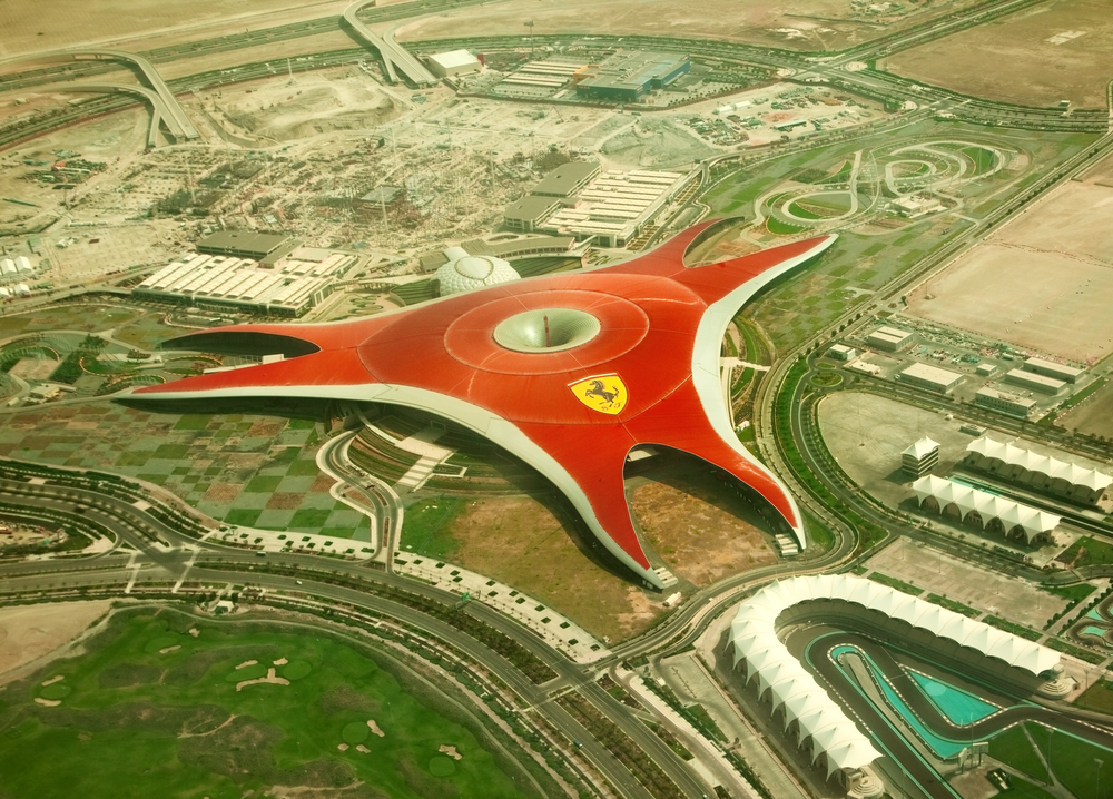 #12 Ferrari World, Abu Dhabi