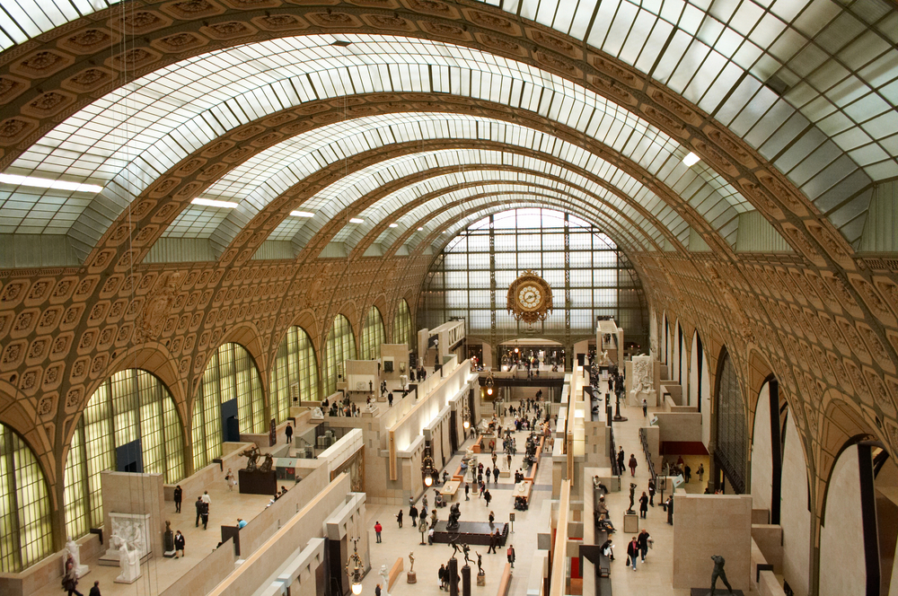#2 Musee d'Orsay, Paris