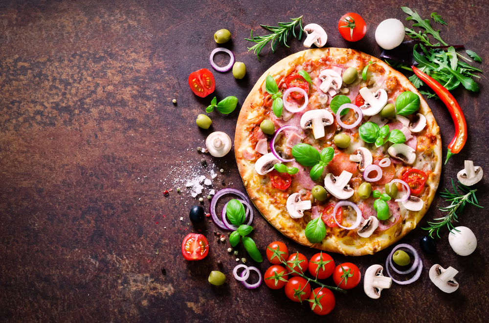 #3 Pizza