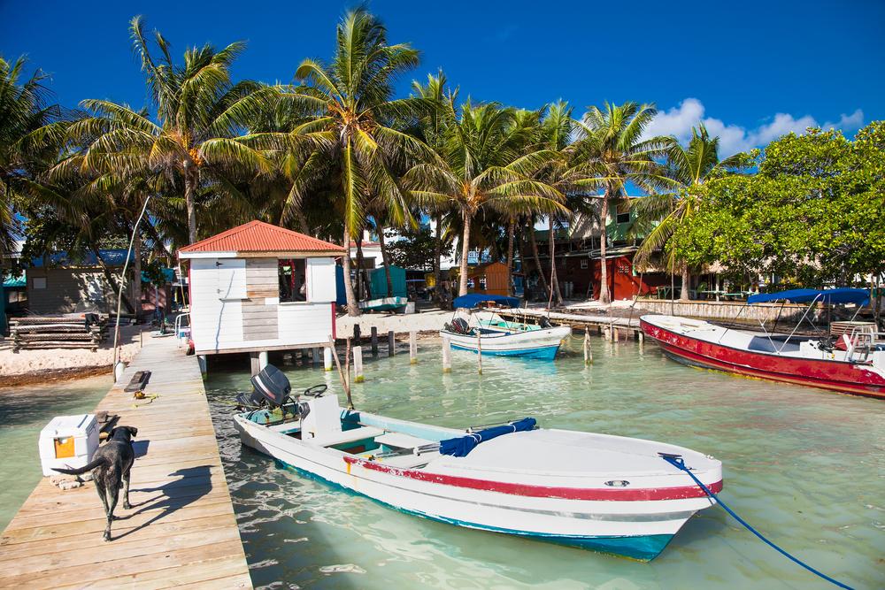 #5 Belize