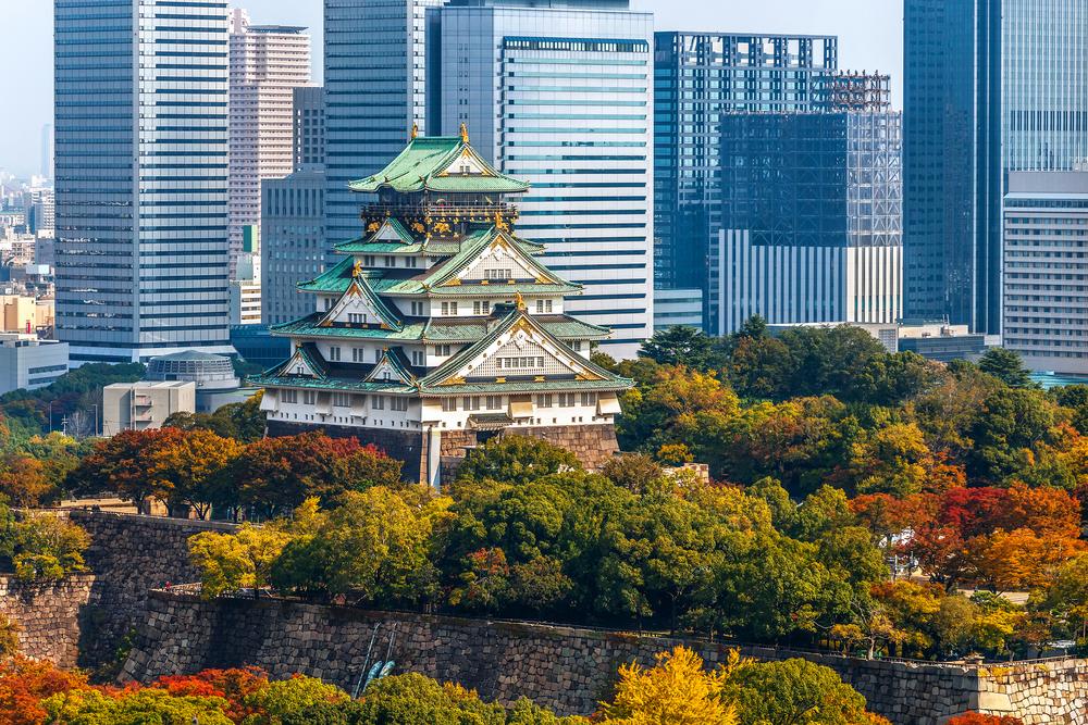 #8 Osaka