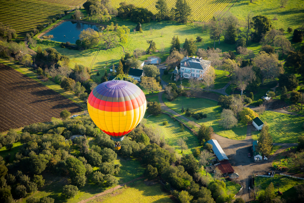 Aerial Adventures – 10 Of The Best Hot Air Balloon Rides In The U.S