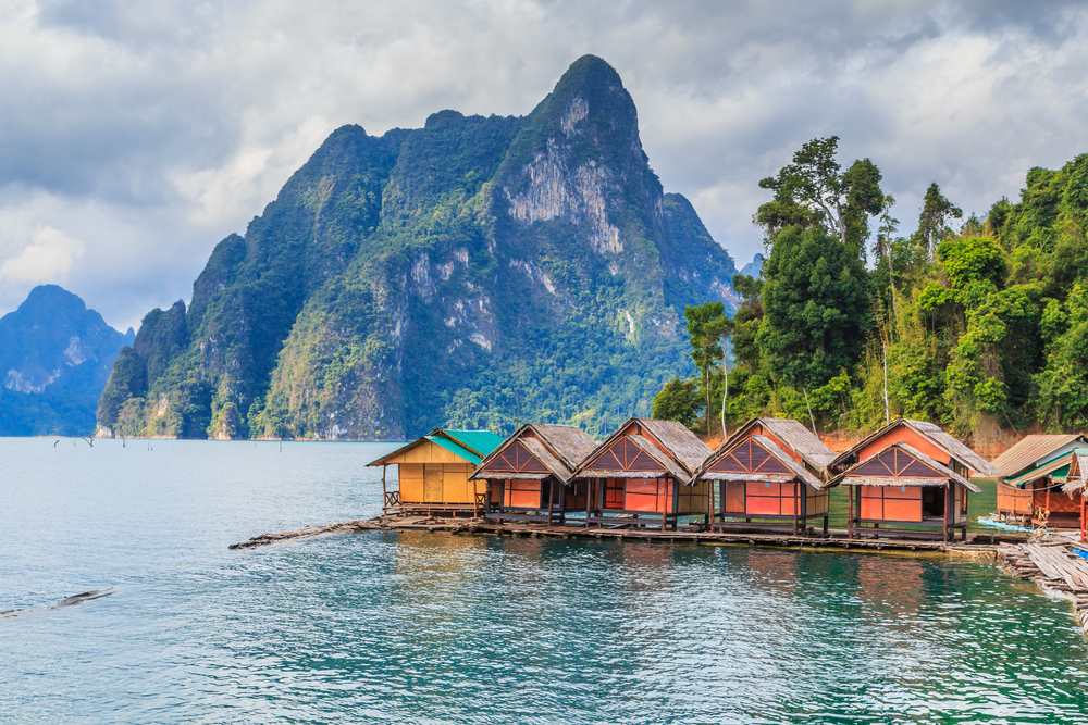 #2 Khao Sok National Park