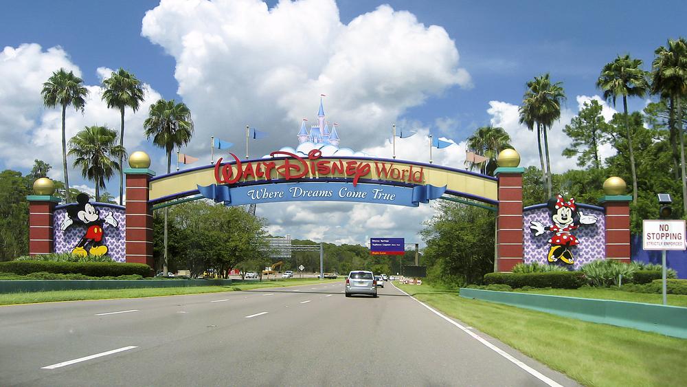 #3 Orlando, Florida