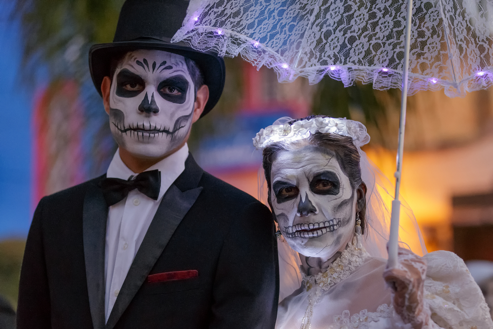 #4 Day Of The Dead, Mexico