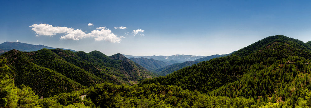#4 The Troodos Mountains