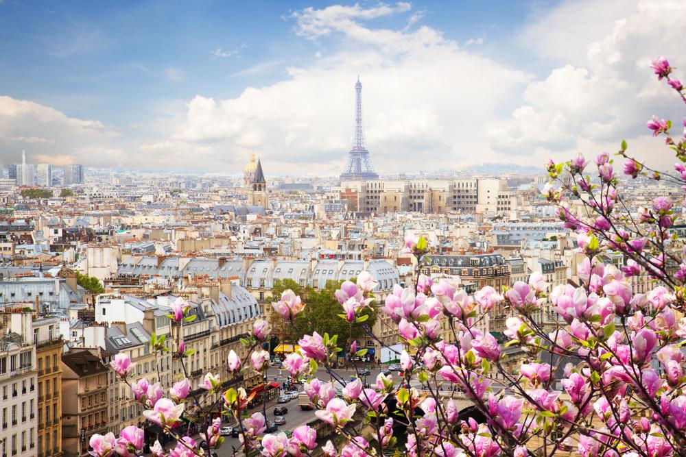 #9 Paris, France