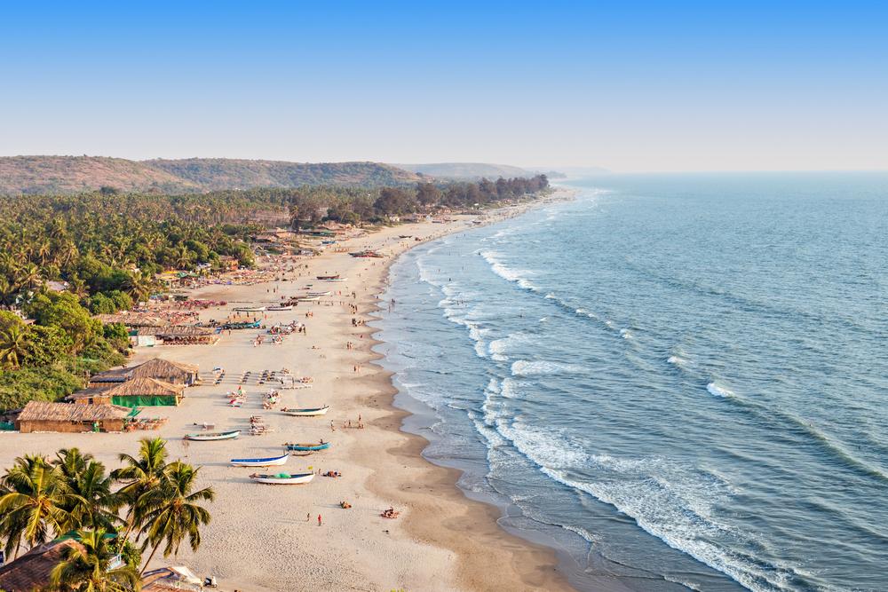 #5 Goa