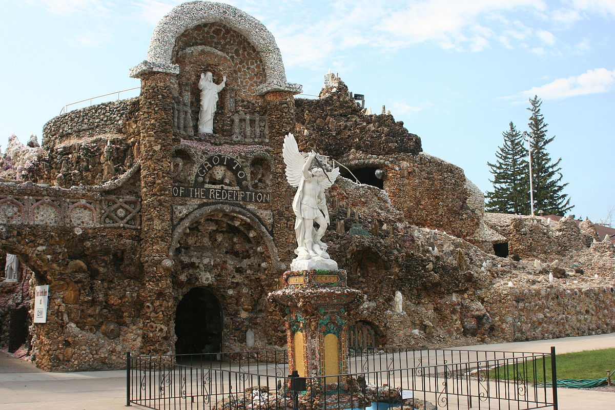 #6 The Grotto Of Redemption