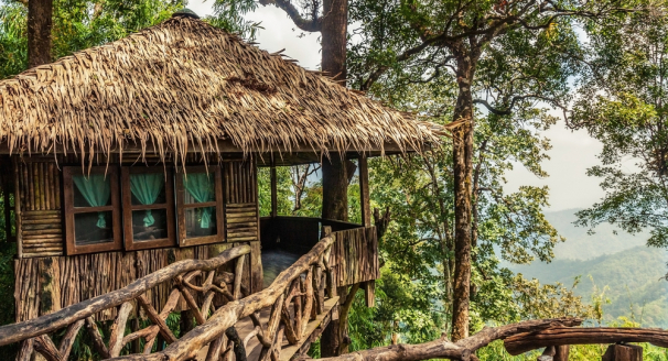 Sick Of Humdrum Hotels? 12 Of The Most Unique And Unusual Hotels In The World
