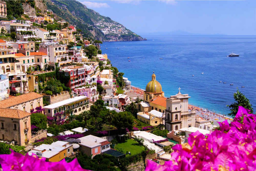#12 Amalfi Coast, Italy