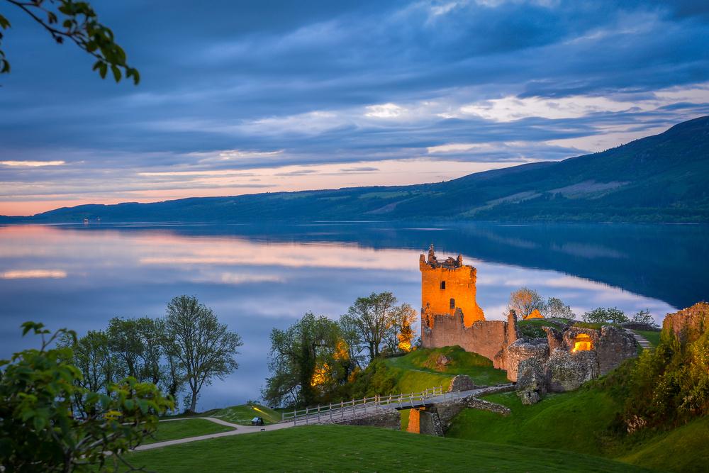 #6 Urquhart Castle