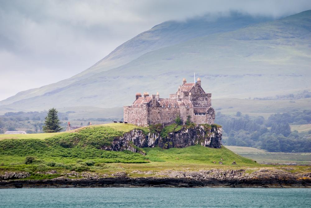 #7 Duart Castle