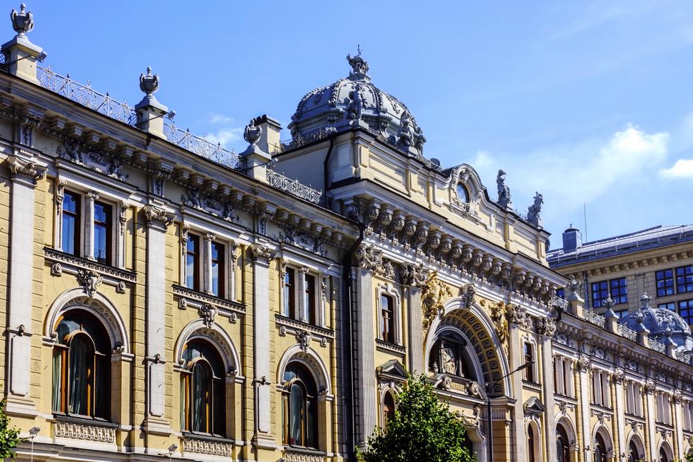 11. Sandunóvskie Baths, Moscow