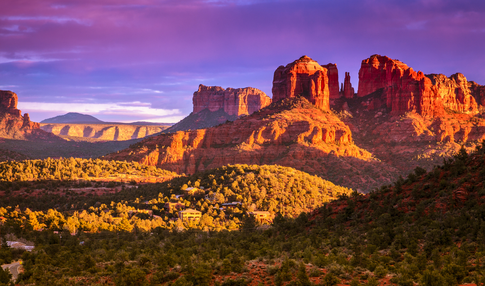 12. Sedona, Arizona
