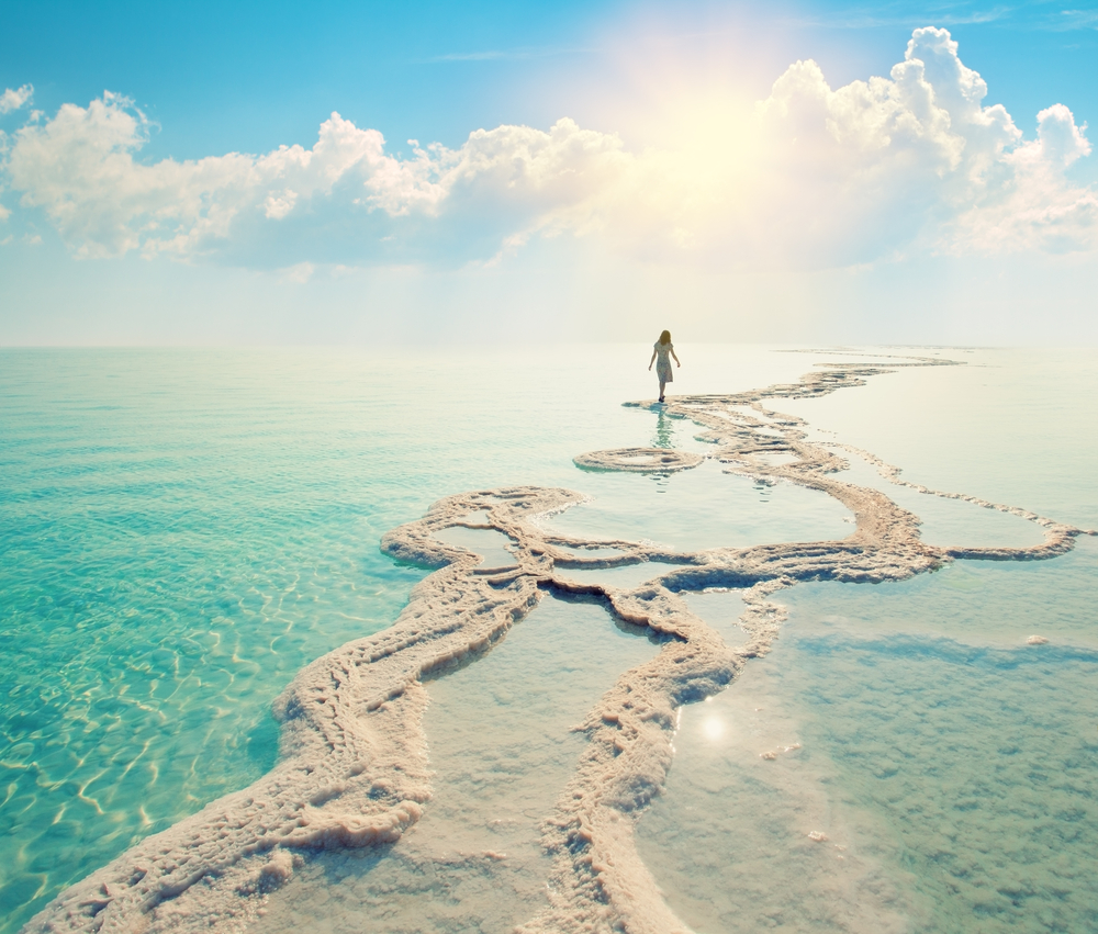 13. The Dead Sea, Israel
