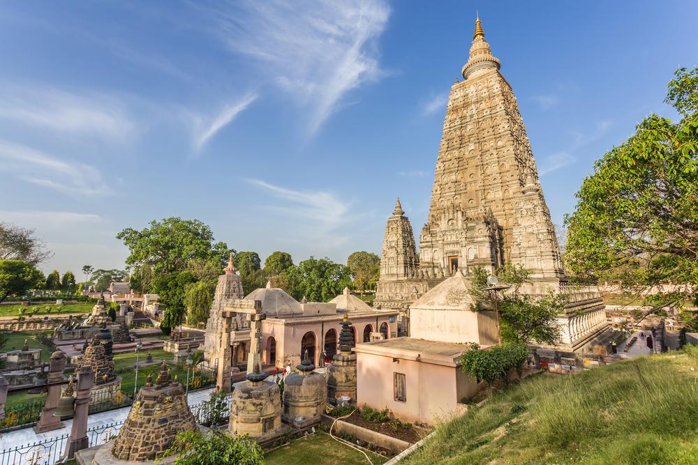 15. Bodh Gaya, India